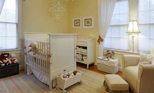 Bedroom Nursery