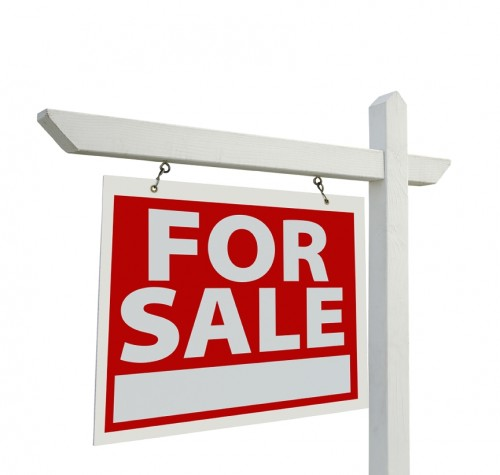 Roman House for sale – House for Sale Sign Template