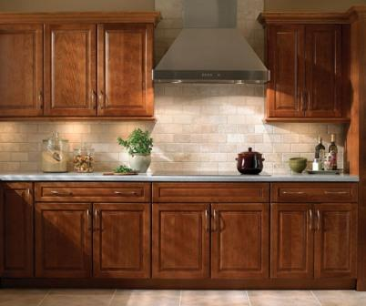 Kraftmaid Marquette small kitchen