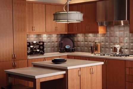 Small Kitchens Kraftmaid Modern Style