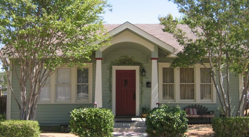 Cool Front Doors on Small Houses In Salado Texas With Big Texas Charm