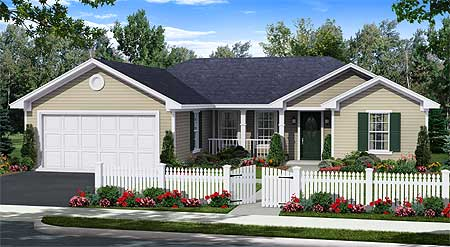 Small house plans 1200 square feet for Country living magazine house plans