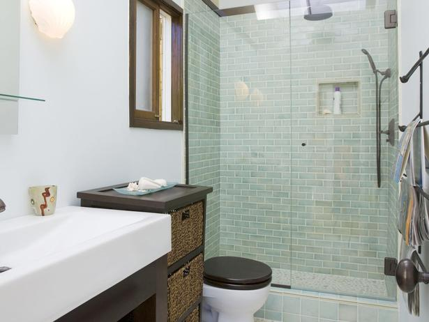 Small bathroom ideas Hgtv bathroom remodel pictures