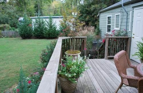 Deck-Yard
