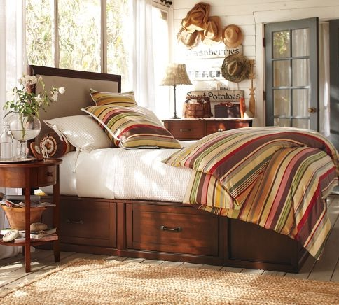 bedroom design pottery barn home decoration live