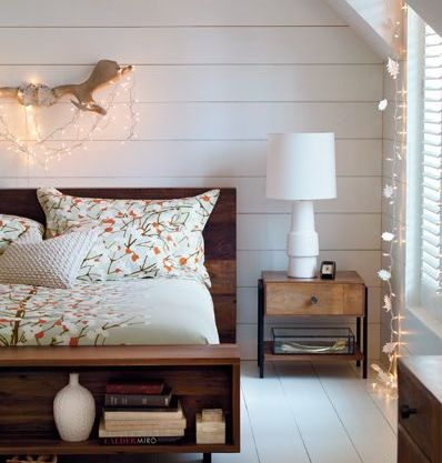 small bedroom Crate and Barrel Atwood Bedroom