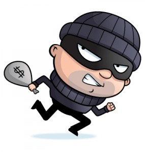 Burglar at your Small Home