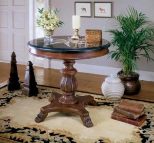 hall tables for small spaces