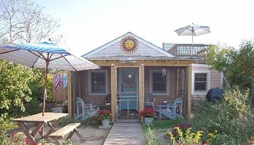 front porch cottage - cape cad