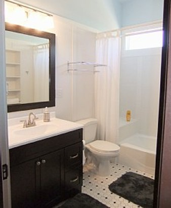 New Braunfels Cottage bathroom 2