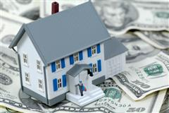 money for reverse mortgage house