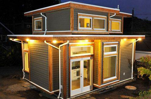 The laneway small house phenomenon in vancouver for Small house designs canada