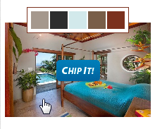 chip it small bedroom