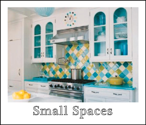small spaces and interior rooms