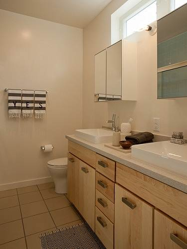 Small House Bathroom