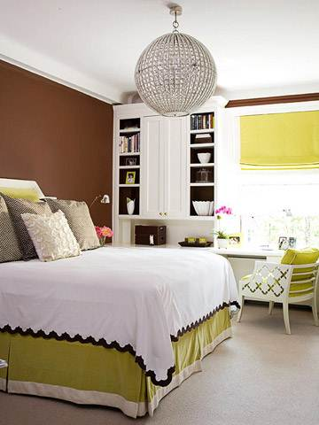 small home master bedroom