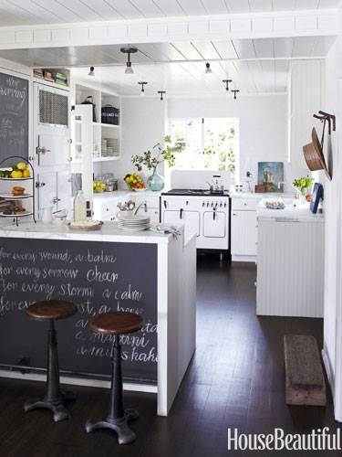 small home kitchen