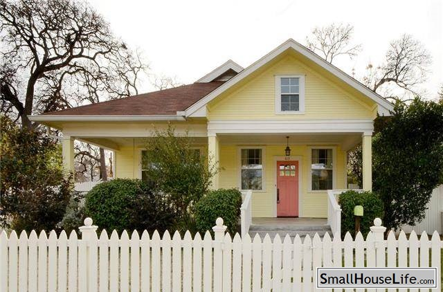 Charming Yellow cottage
